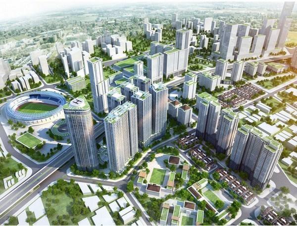 Bất động sản nhà phố hấp dẫn tại thành phố Hồ Chí Minh